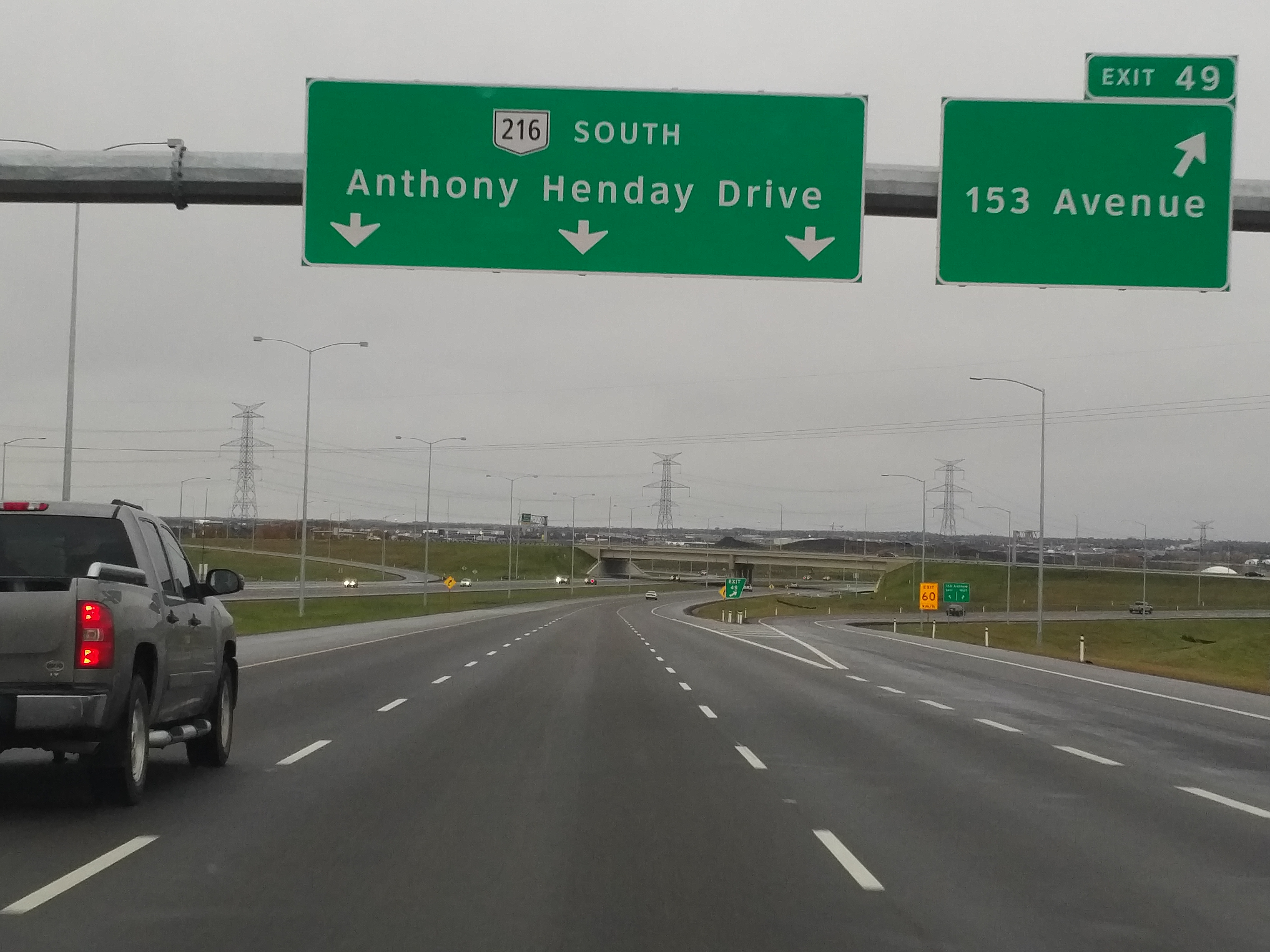 anthony henday access to northeast real estate